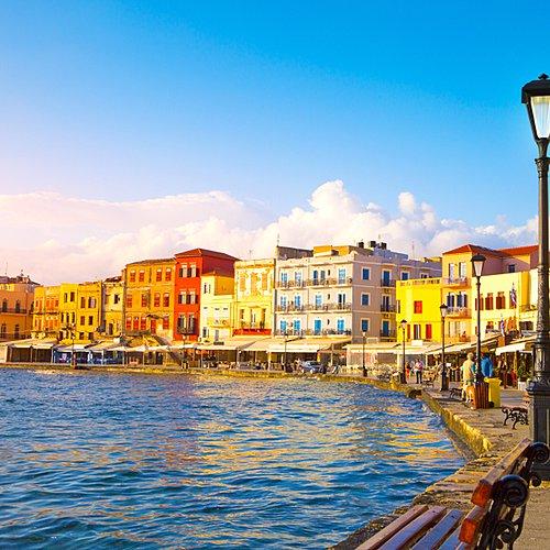 Sea, Crète et Sun -