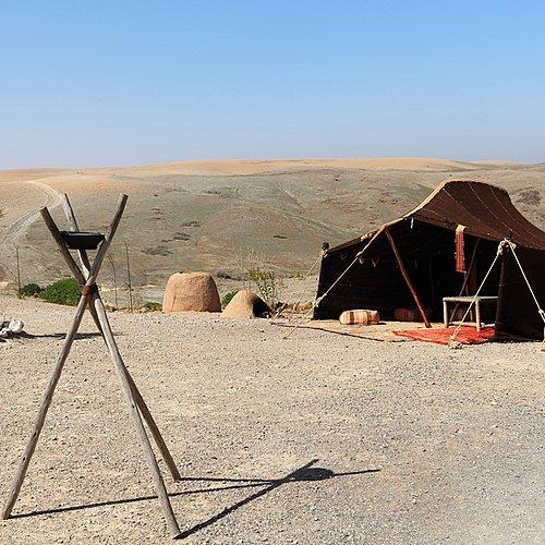 Duo désert Medina - Marrakech -
