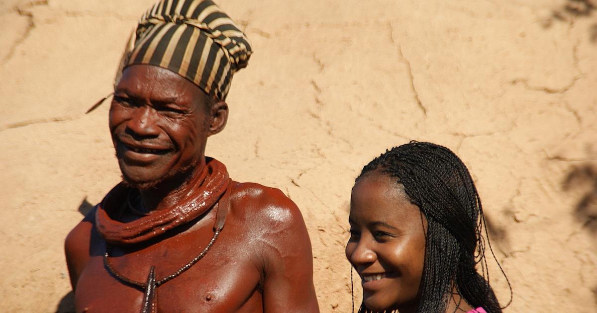 Incontri con Christian in Namibia