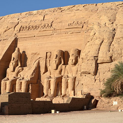 D'Alexandrie à Abou Simbel -