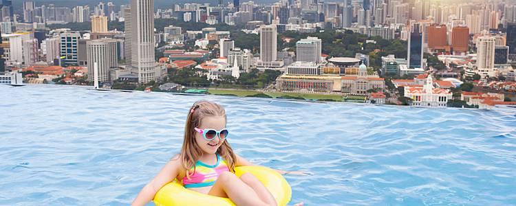 Familienzeit in Singapur und Malaysia