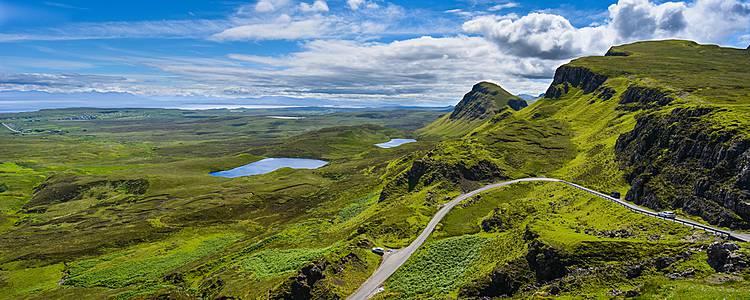 Tour des Highlands, en petit groupe