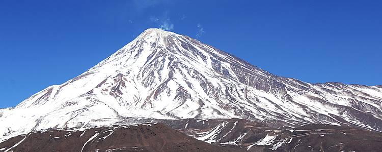 Beklimming Mount Damavand
