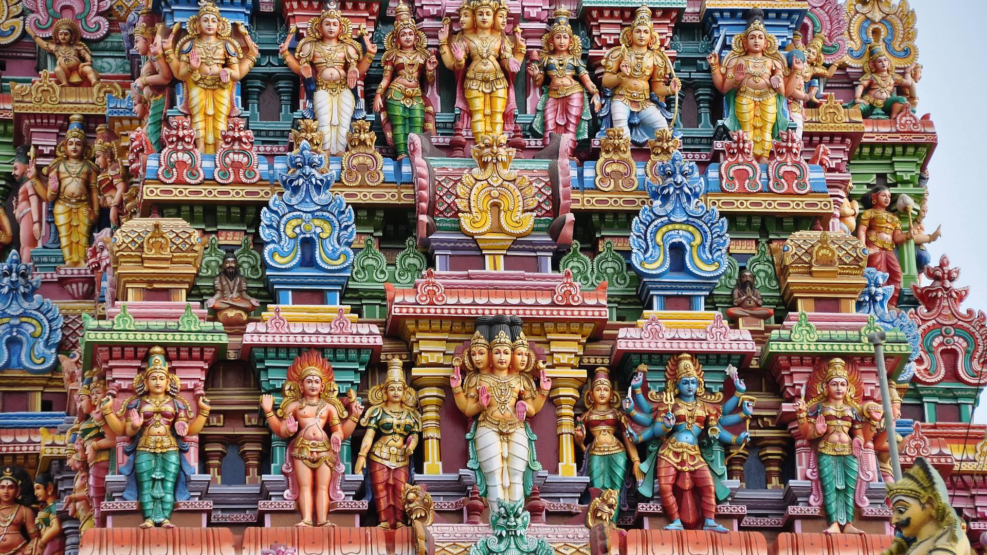 Entdeckungsreise durch Südindien