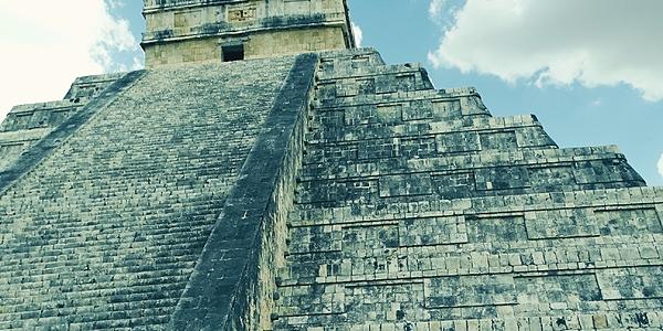 Pyramide Chichén Itza