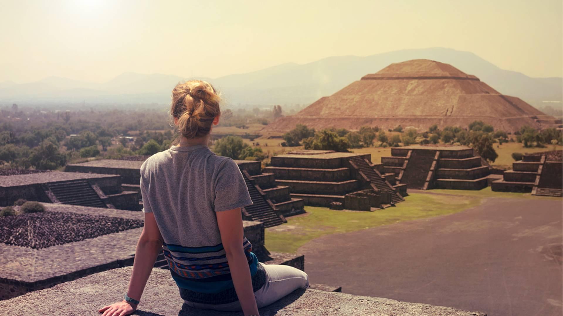 Klassische Rundreise von Mexico City nach Yucatàn