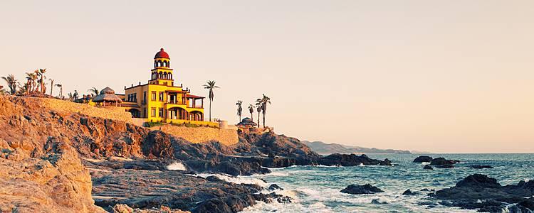 Mietwagenreise Baja California