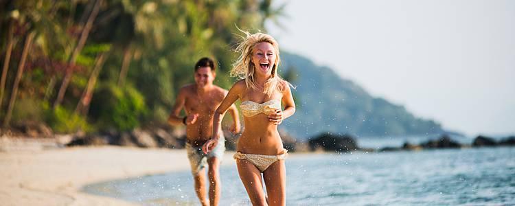Romantik zwischen Strand und Kultur
