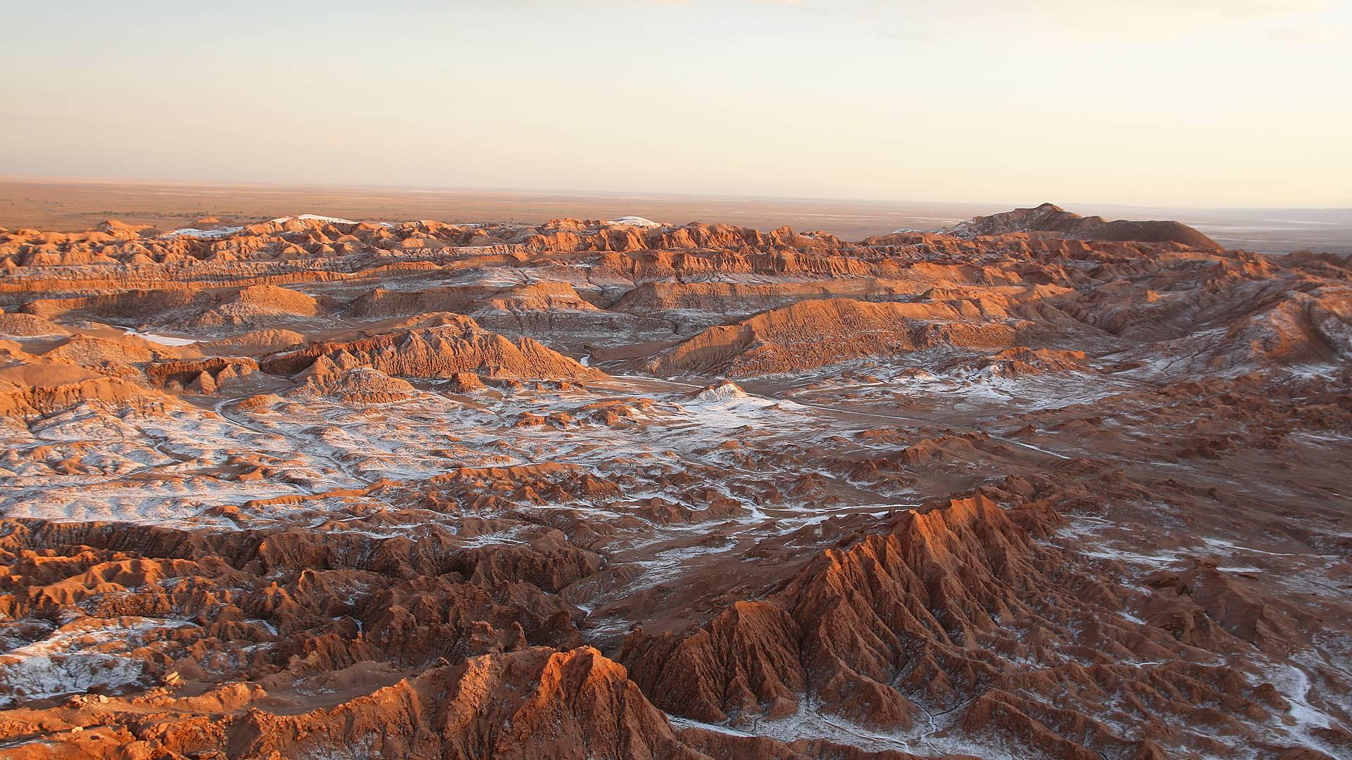 Dal deserto di Atacama all'altipiano Boliviano