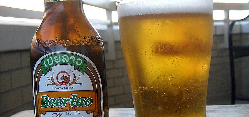 Cerveza Laos