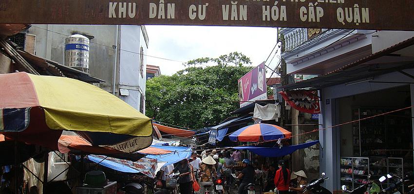 Marché Hai Pong