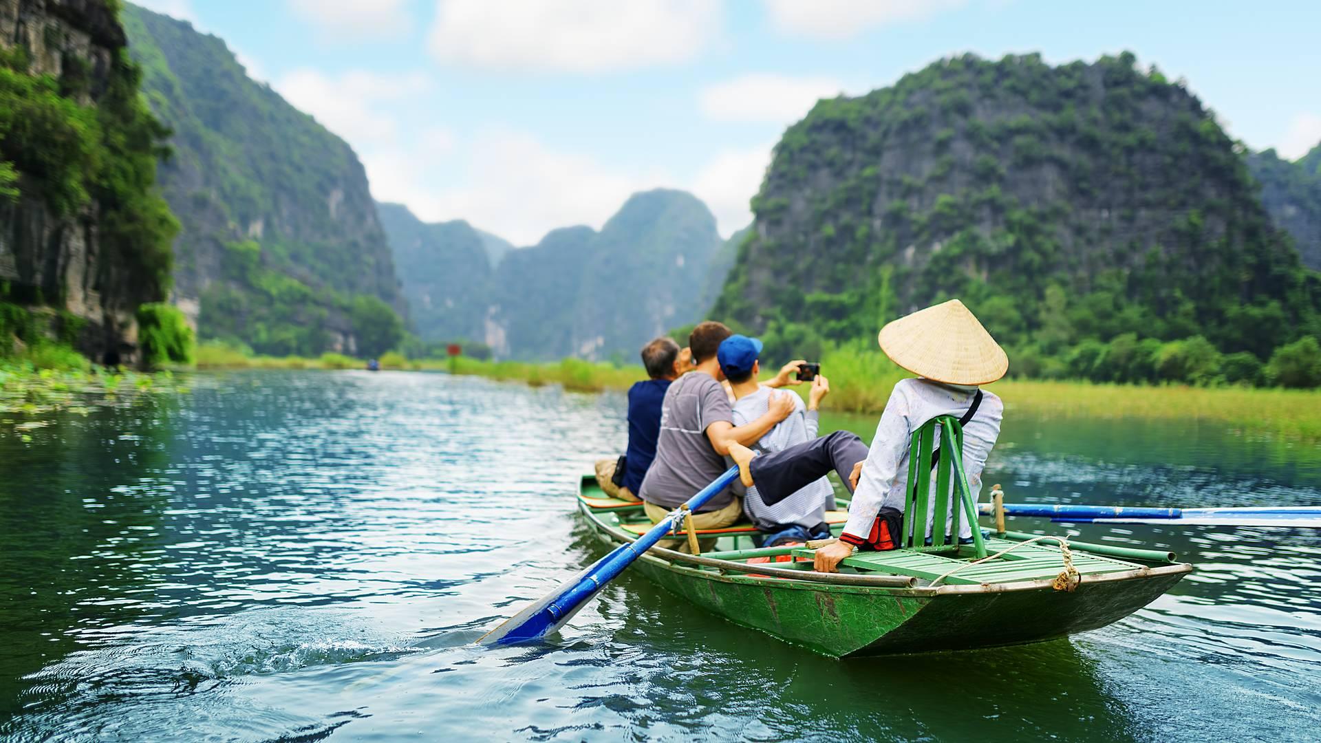Vietnam auténtico en grupo reducido