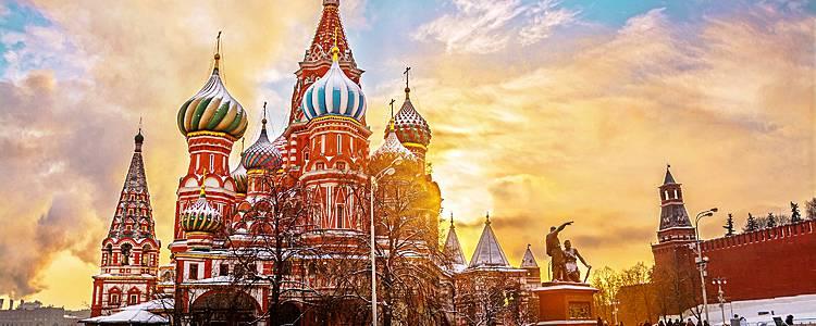 Capitales Rusas en hoteles con encanto