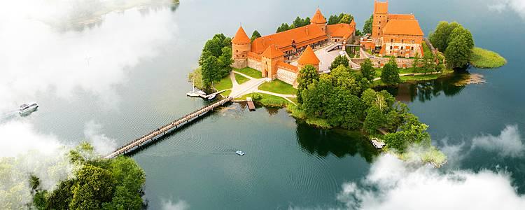 Lituania, Tierra del Ambar