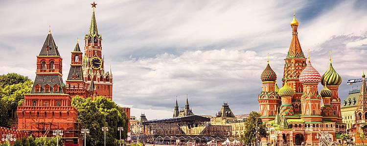 Países Bálticos y Capitales Rusas en grupo