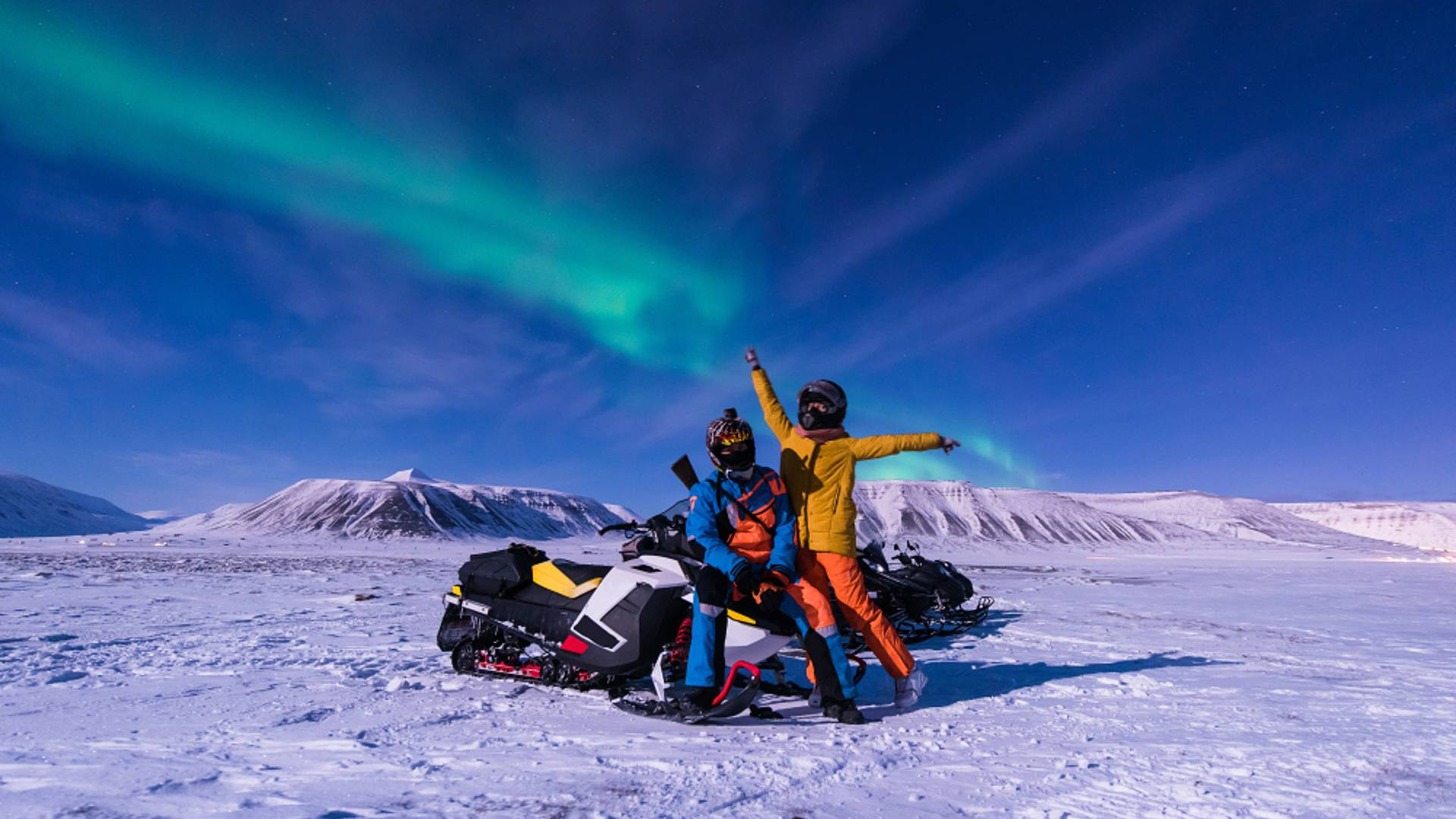 Aventura ártica en Tromso