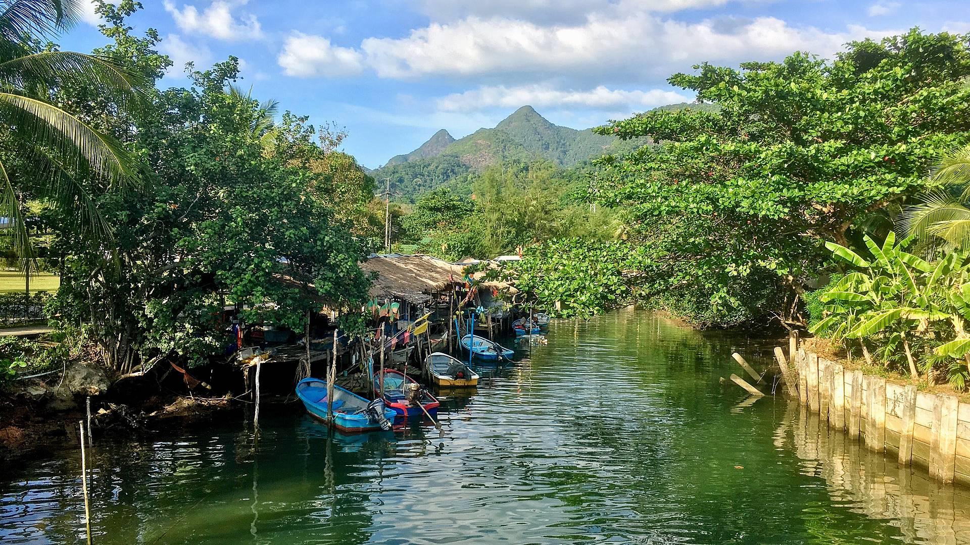 Avventura al fiume Kwai Nord con estensione isola Koh Samui