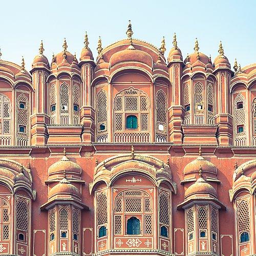 Taj Mahal et Rajasthan en havelis et hôtels de charme -