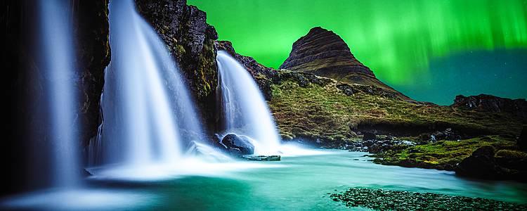 Aurora Boreal Confort en Islandia