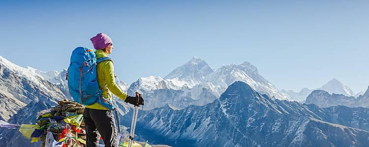 Himalaya-Trekking für Anfänger und Profis