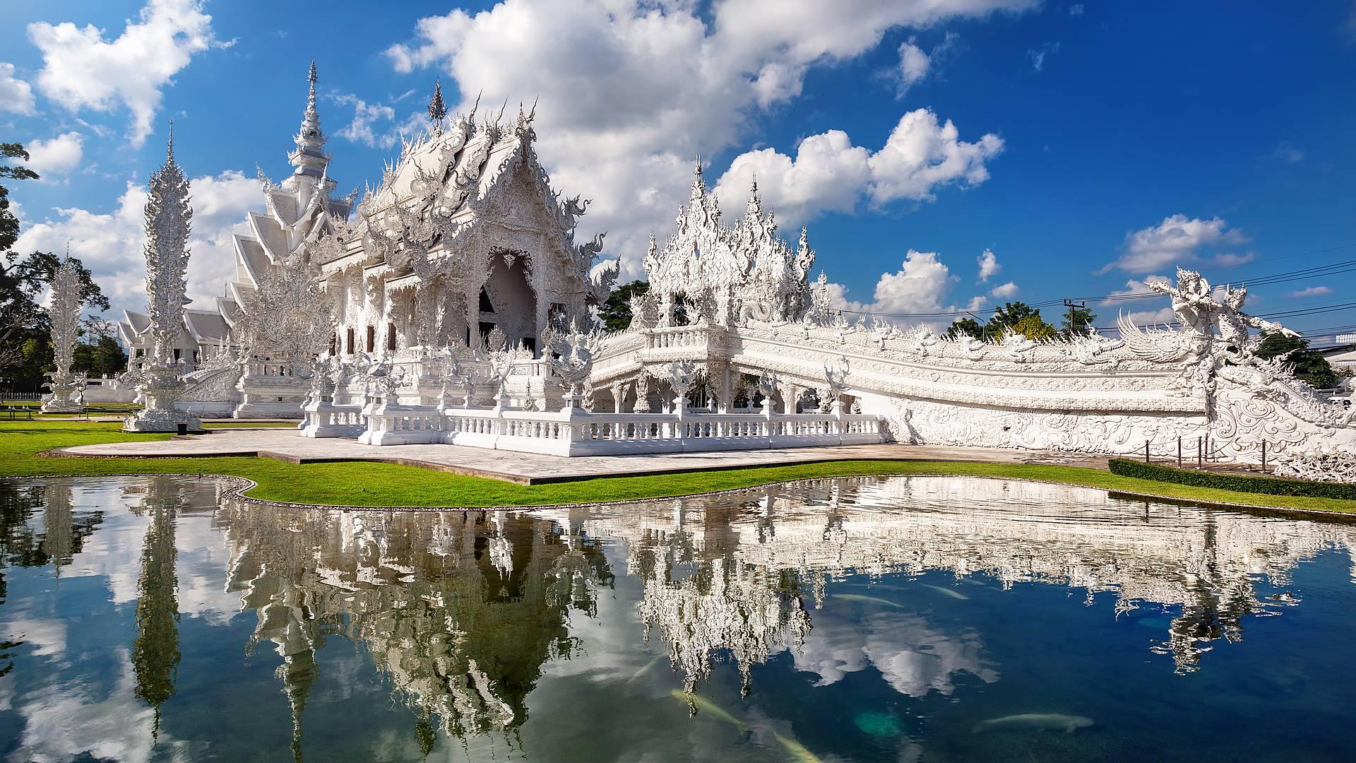 Bangkok insolita, antiche capitali e Phuket