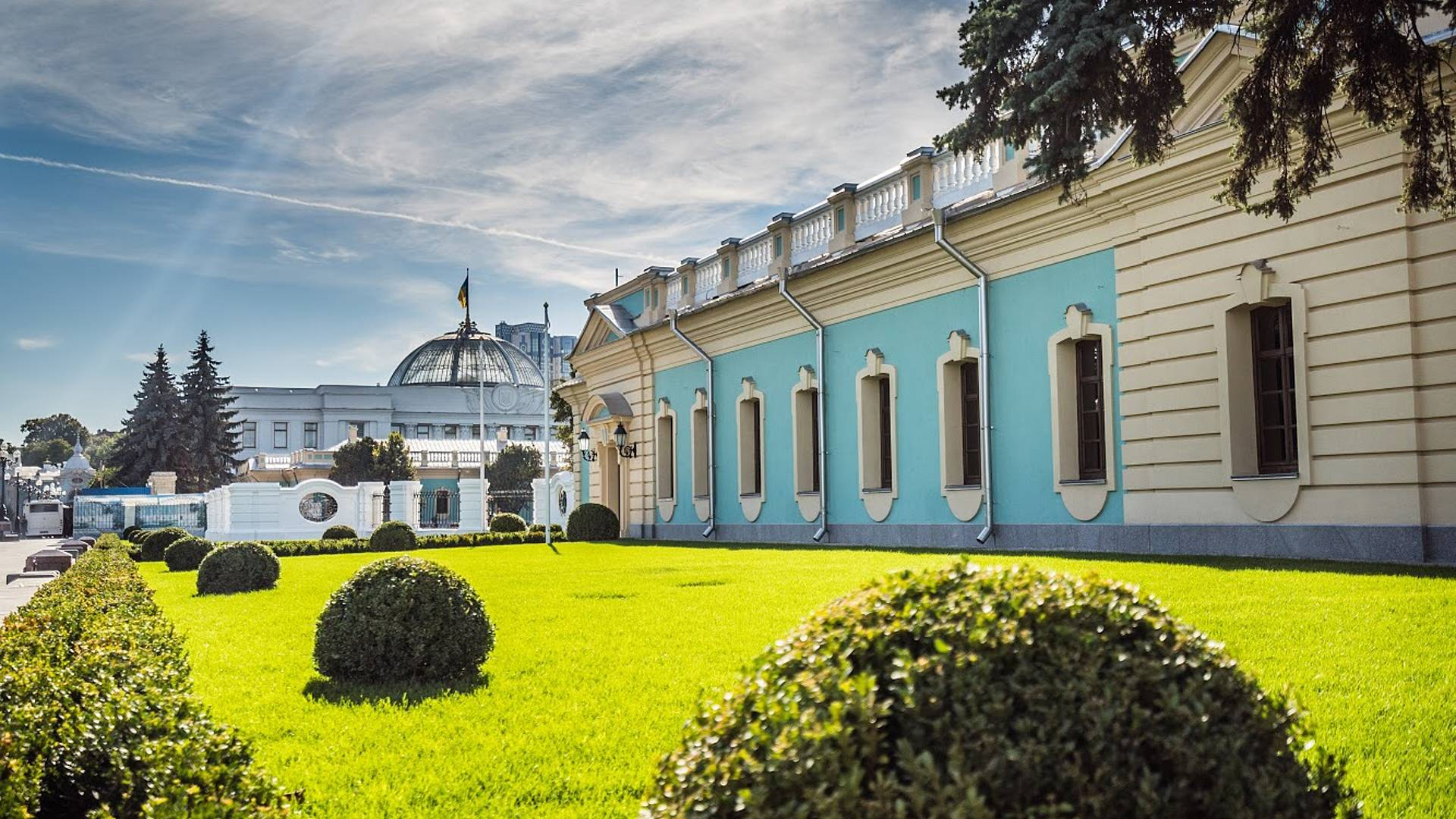De Kiev à Odessa