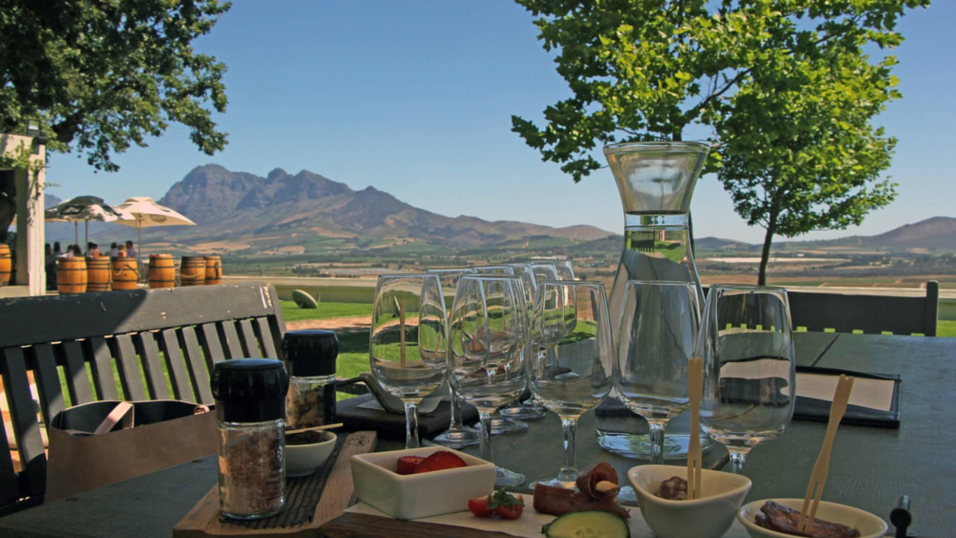 Kultur und Genuss - eine kulinarische Reise durch das Kap