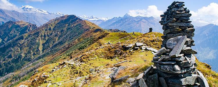 Abseits der Touristenpfade im Himalaya