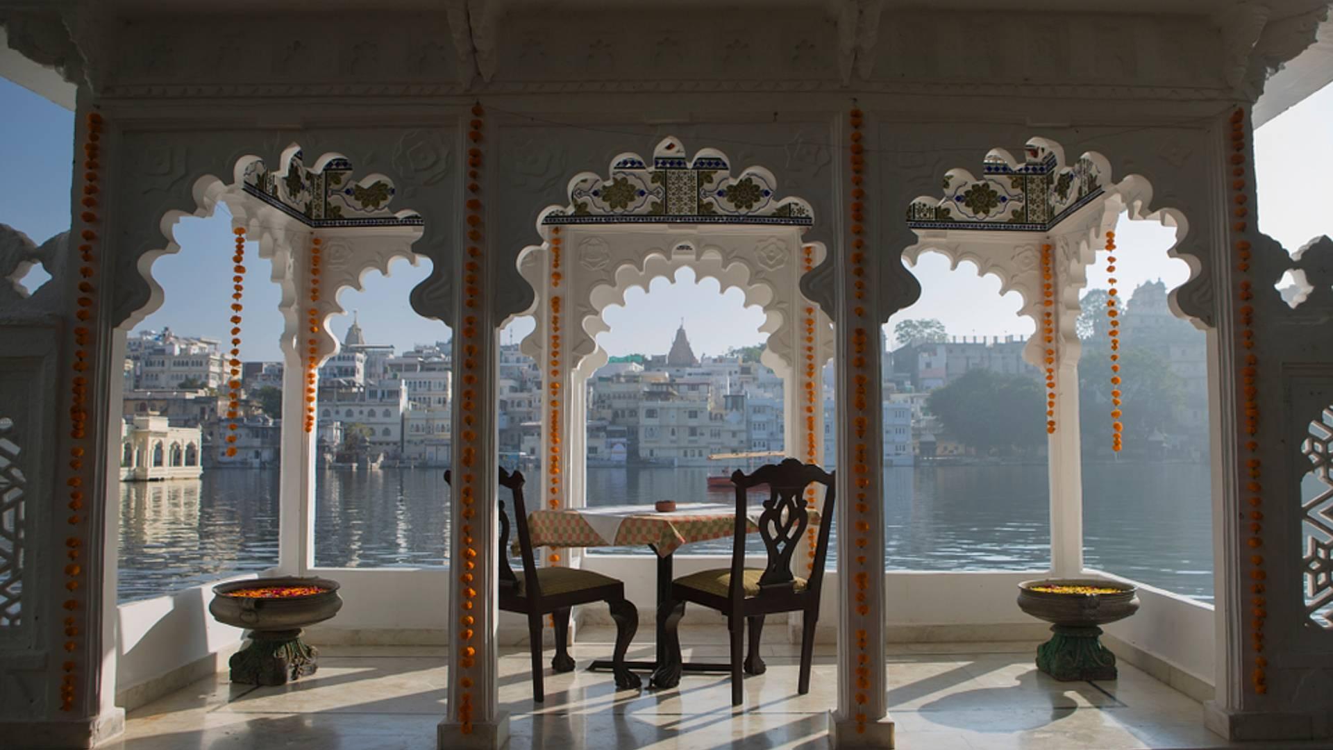 Rajasthan im königlichen Stil