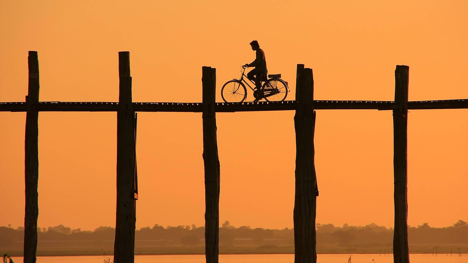 Abenteuerliche und spektakuläre Radreise