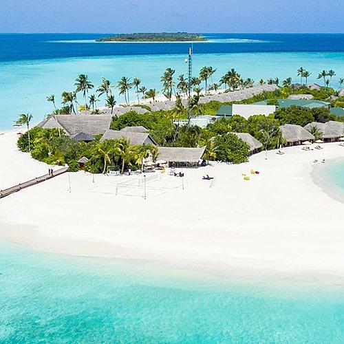Vent de fraîcheur et d'exotisme au Dhigufaru - Malé -