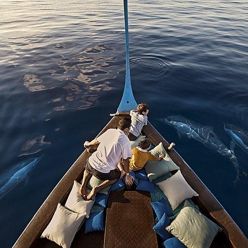A bord du Four Seasons Explorer - Malé -