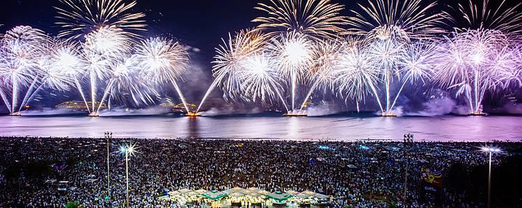Capodanno a Rio
