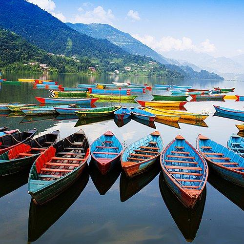 Les charmes du Népal - Katmandou -