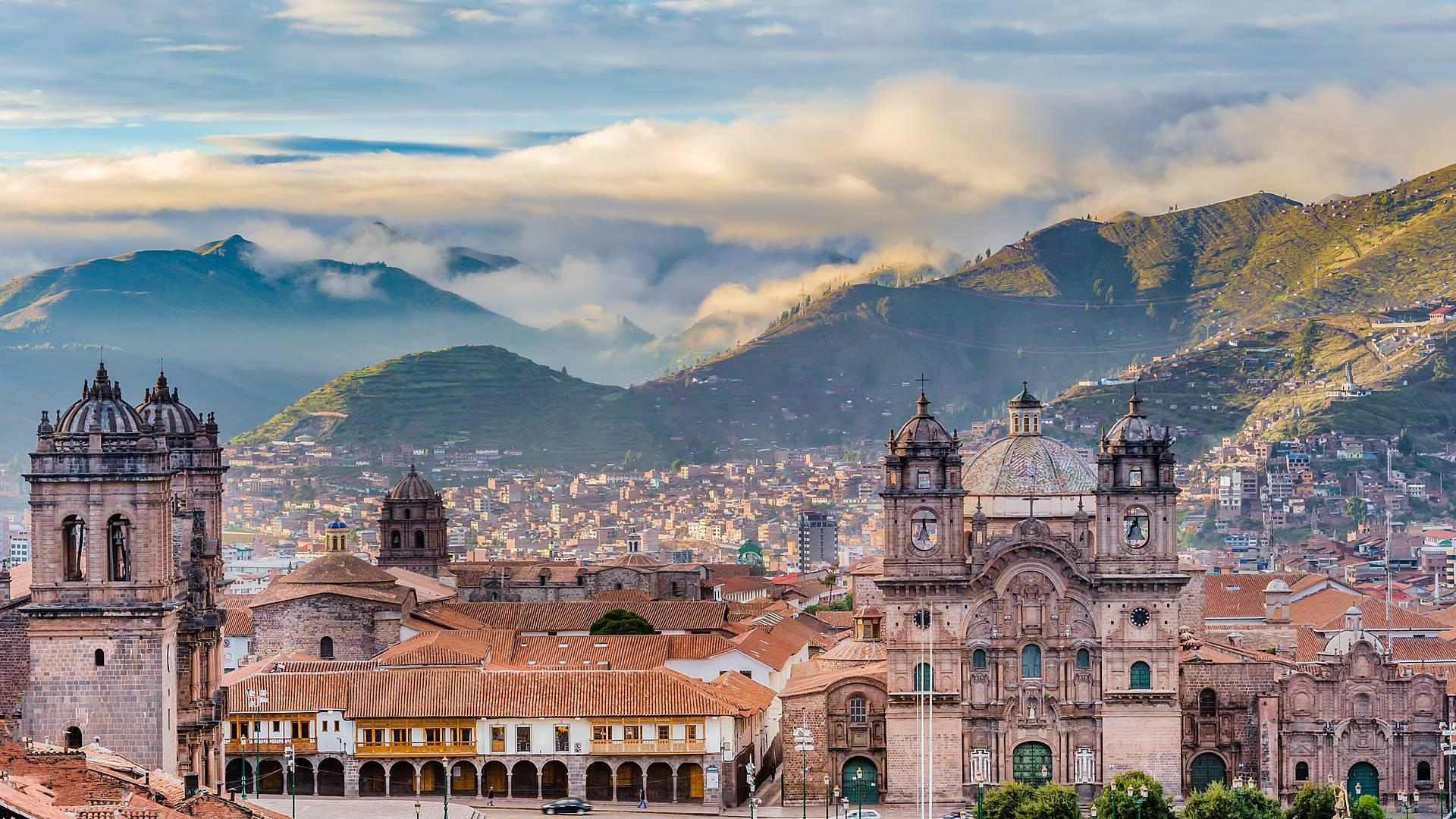 Combiné altiplanesque Pérou, Bolivie et Chili