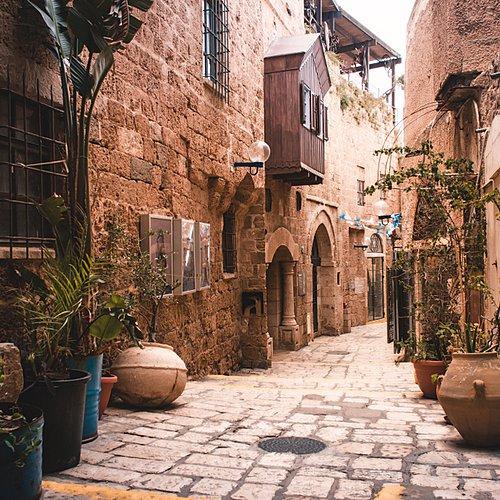 Les hauts lieux de la Terre Sainte - Tel-Aviv -