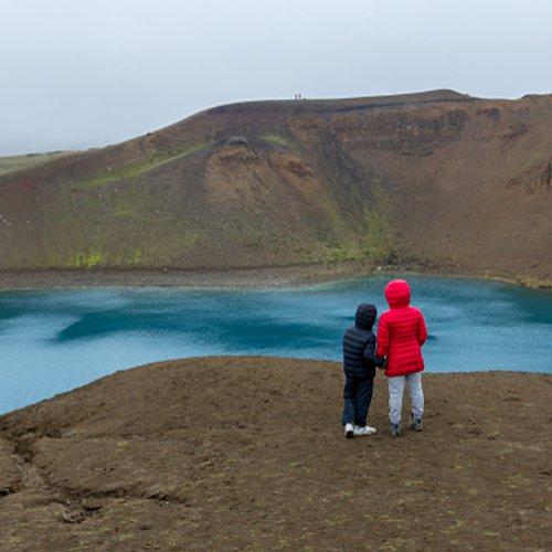 L'Islande pour les pitchous - Cercle d'or -