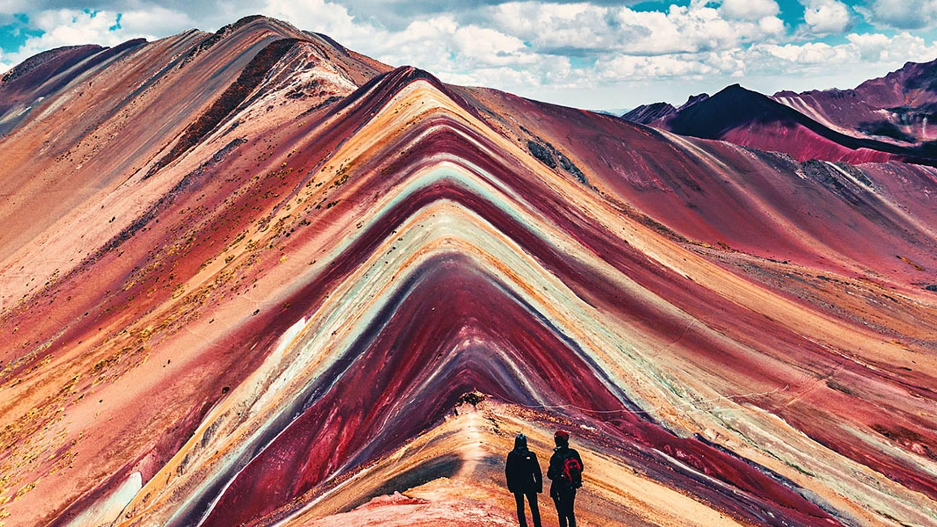 Aventure dans les Andes