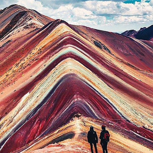 Aventure dans les Andes - Lima -