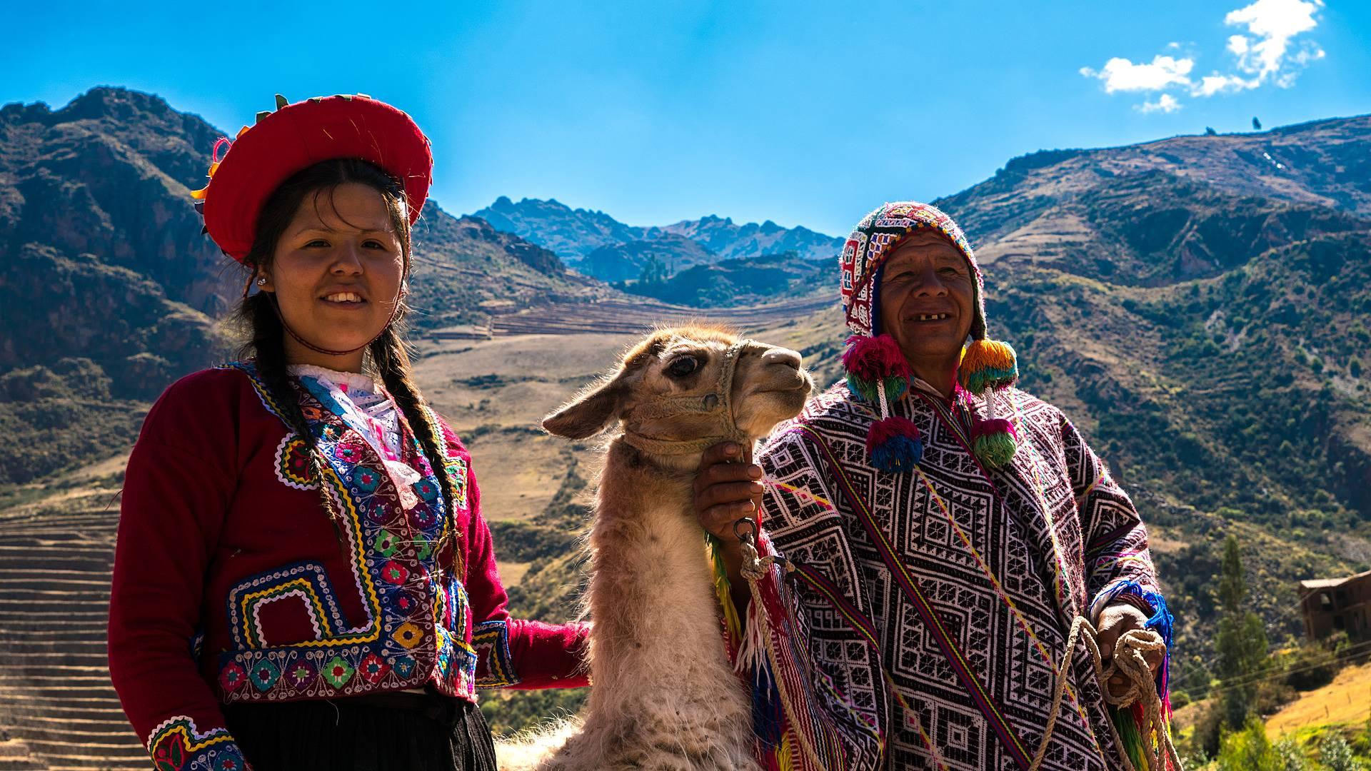 Lima, l'altipiano e la foresta amazzonica in famiglia