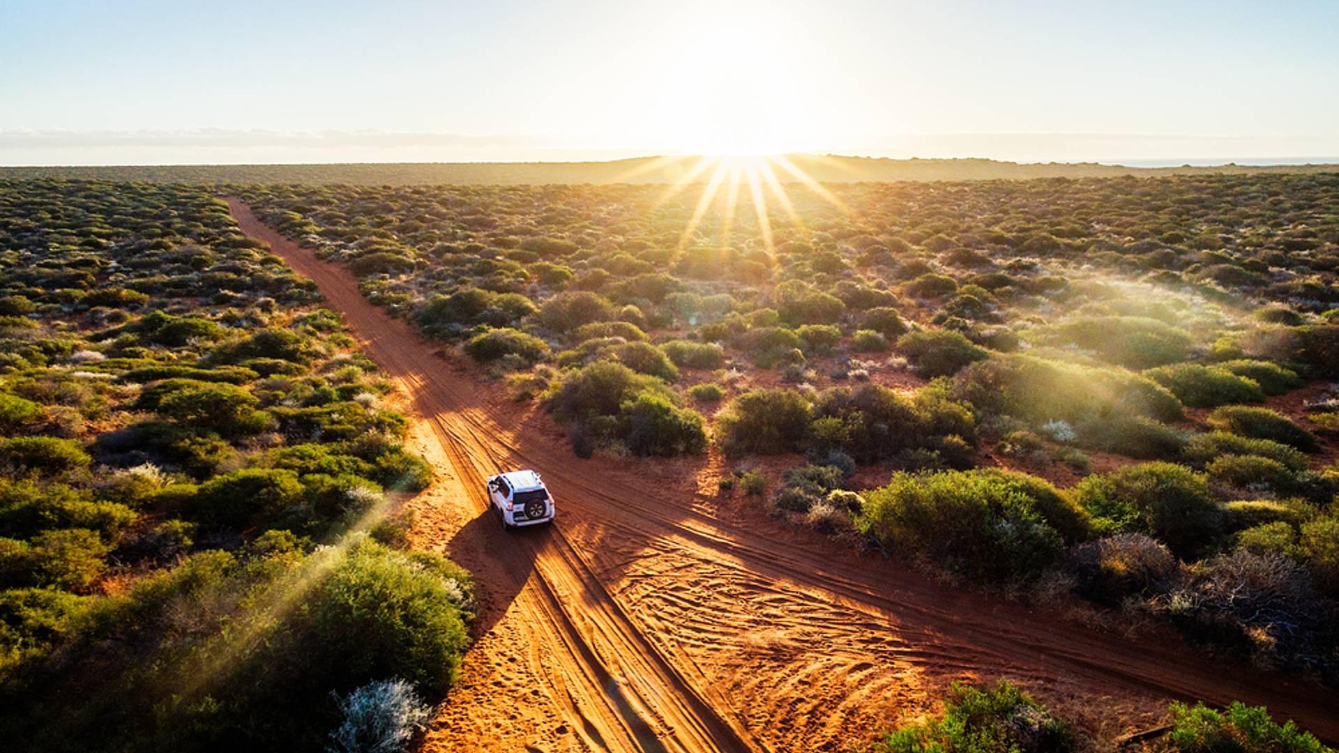 Australia salvaje: Norte y Oeste
