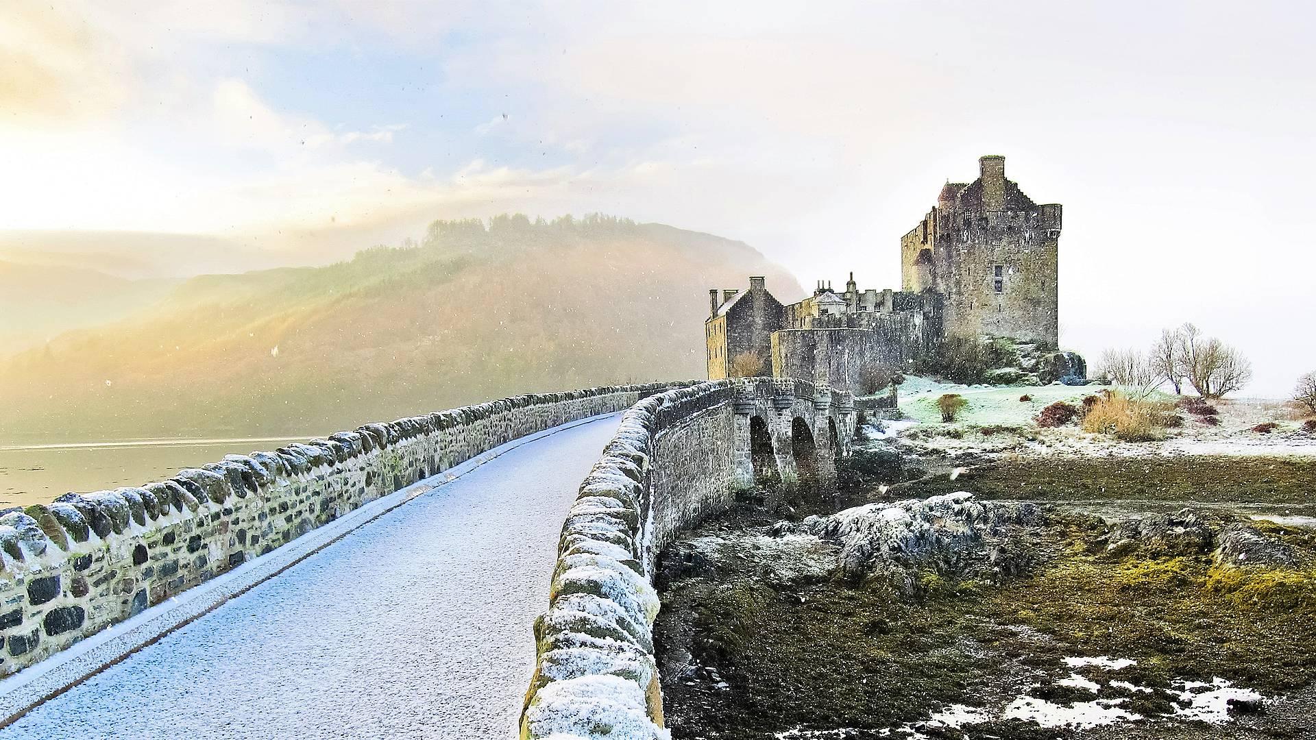 Navidad mágica en Highlands