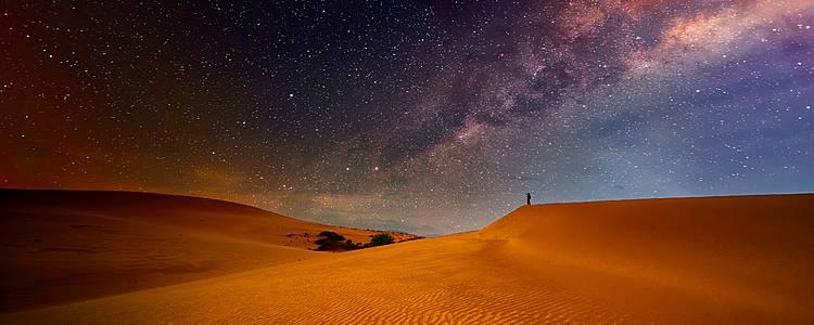 Nochevieja bajo las estrellas