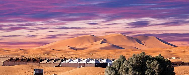 Descubriendo Marrakech y el Desierto de Merzouga