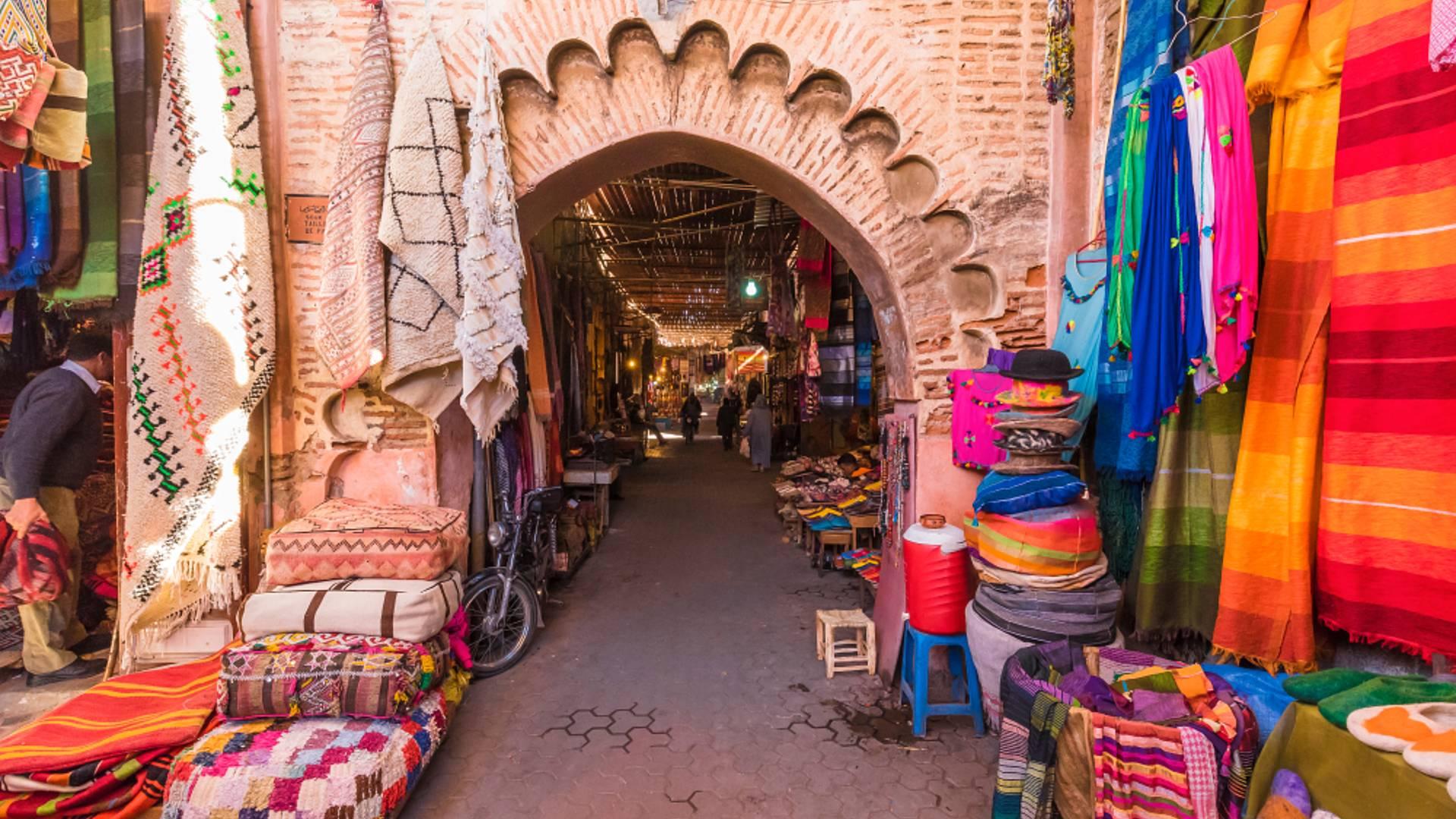 Escapada al desierto y disfruta Marrakesh