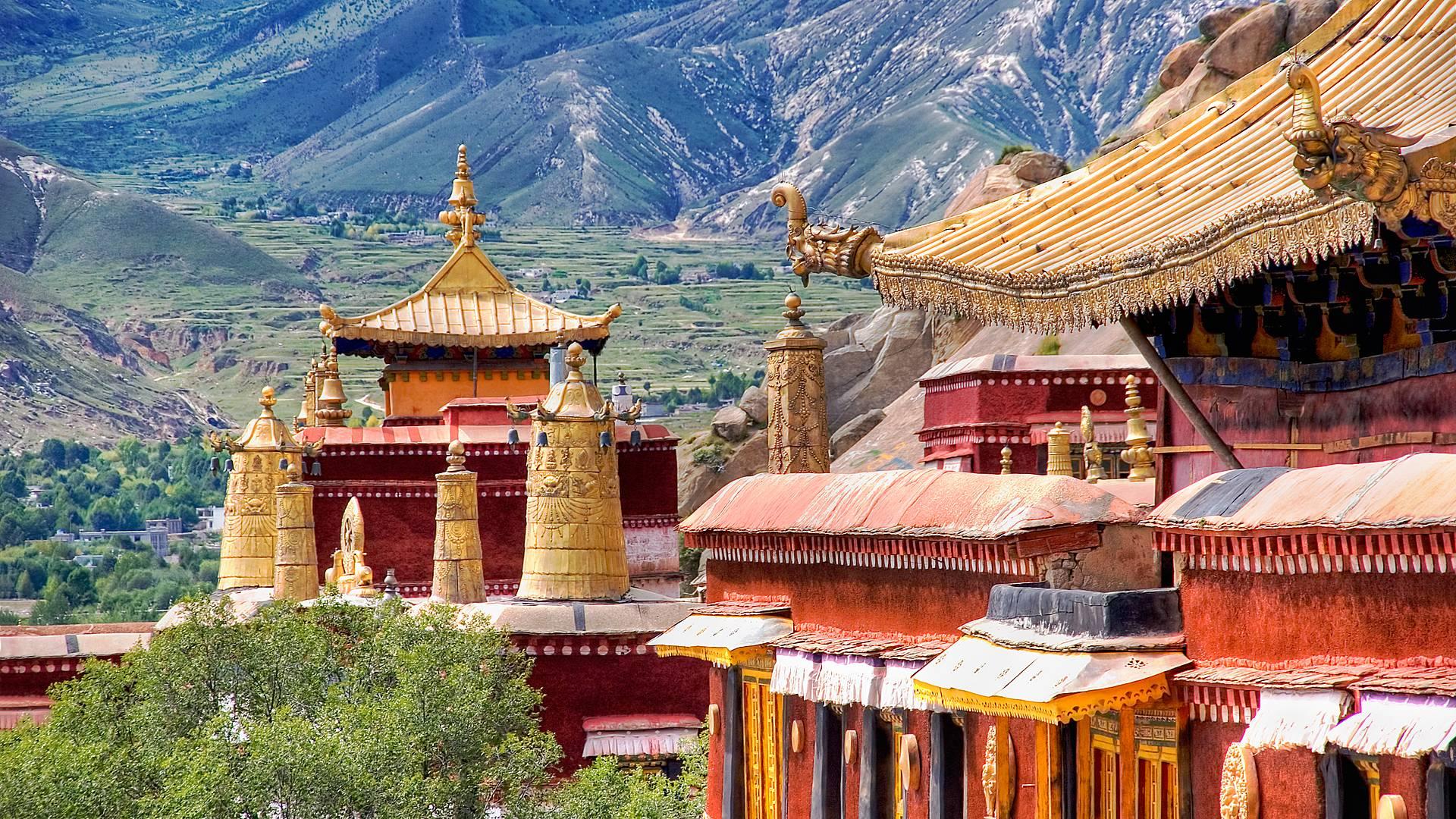 Einzigartige Orte in Yunnan und Tibet