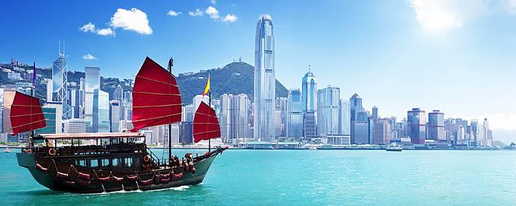 Highlights von Peking nach Hong Kong