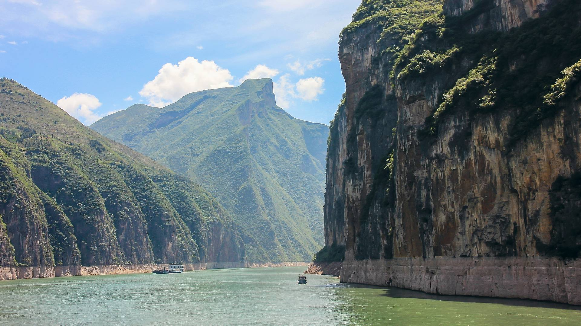 Klassische Reise mit Yangtze Kreuzfahrt