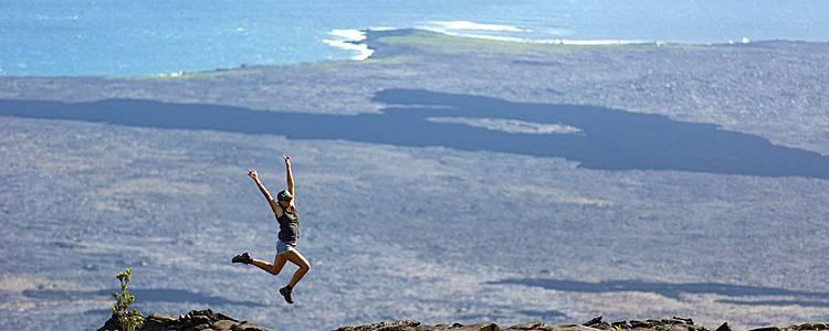 Les volcans d'Hawaï