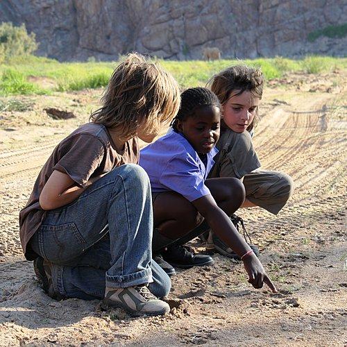 Vacances douces en famille - Windhoek -
